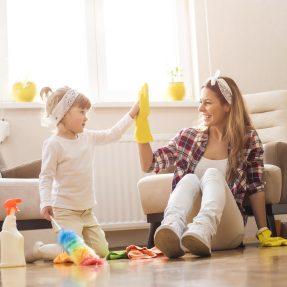 Nettoyage de printemps : toutes les étapes pour nettoyer sa maison