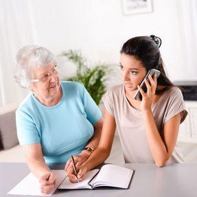 En quoi consiste l'assistance administrative à domicile ?