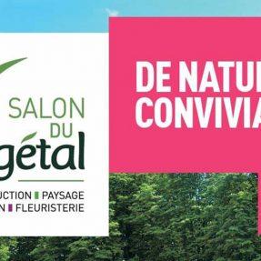Interservices participe au Salon du Végétal à Nantes du 19 au 21 juin 2018