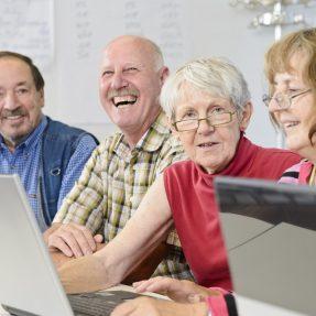 Comment le digital peut aider les seniors ?