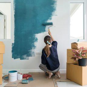 Petits travaux de peinture : comment s'organiser efficacement ?
