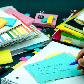 Flash cards: une méthode pour mémoriser plus facilement ses cours